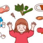 食物アレルギーの症状とはどのようなものがあるの・おさまるの?
