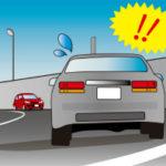 高速道路での事故原因とは|ルールやマナーを守らないと事故にやトラブルの原因に!